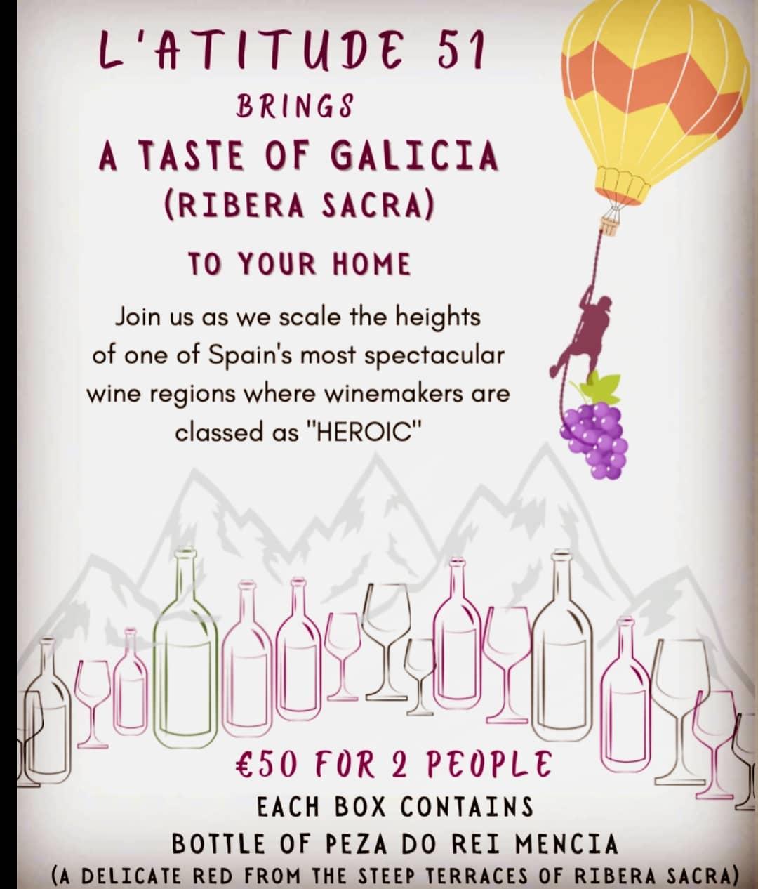 A Taste of Galicia