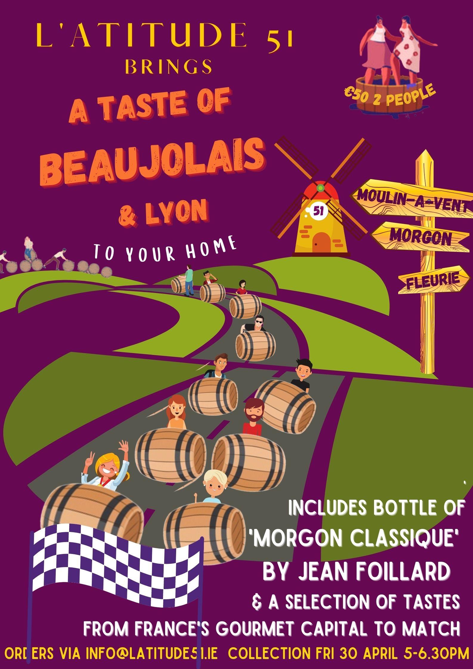 A Taste of Beaujolais