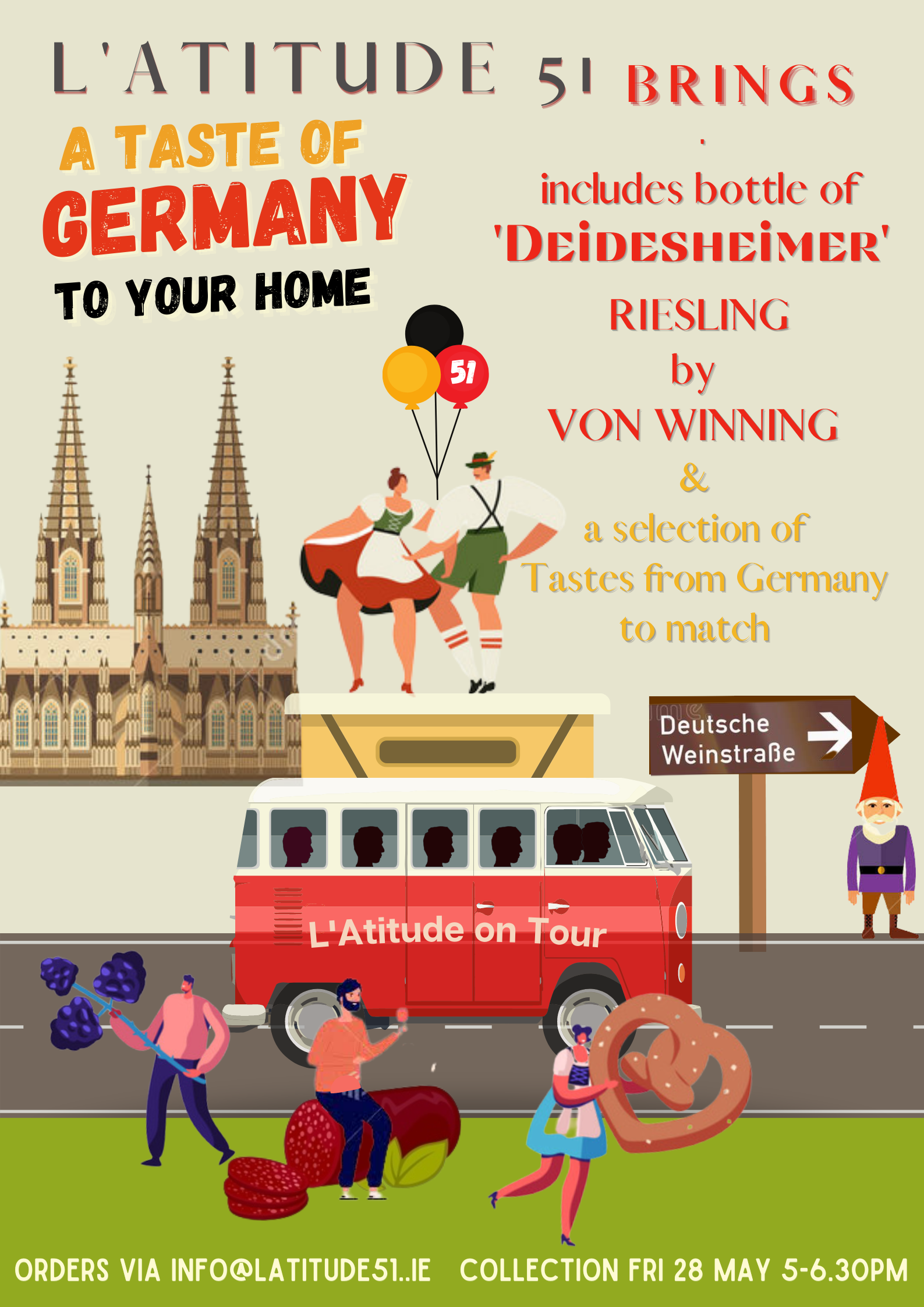 A Taste of Germany