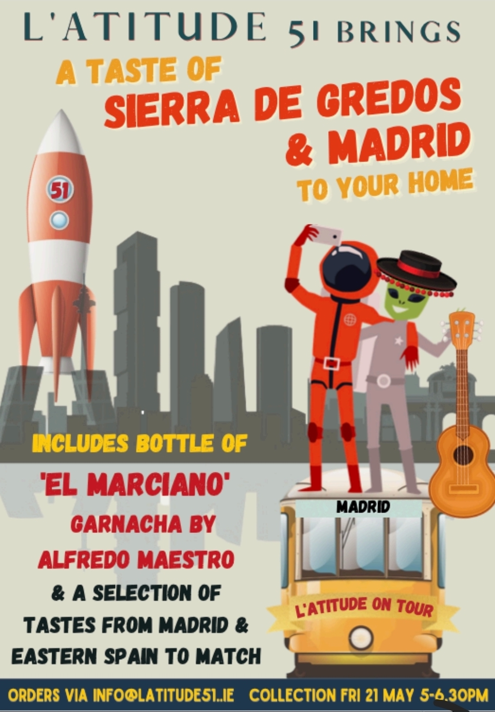 A Taste of Sierra de Gredos / Madrid