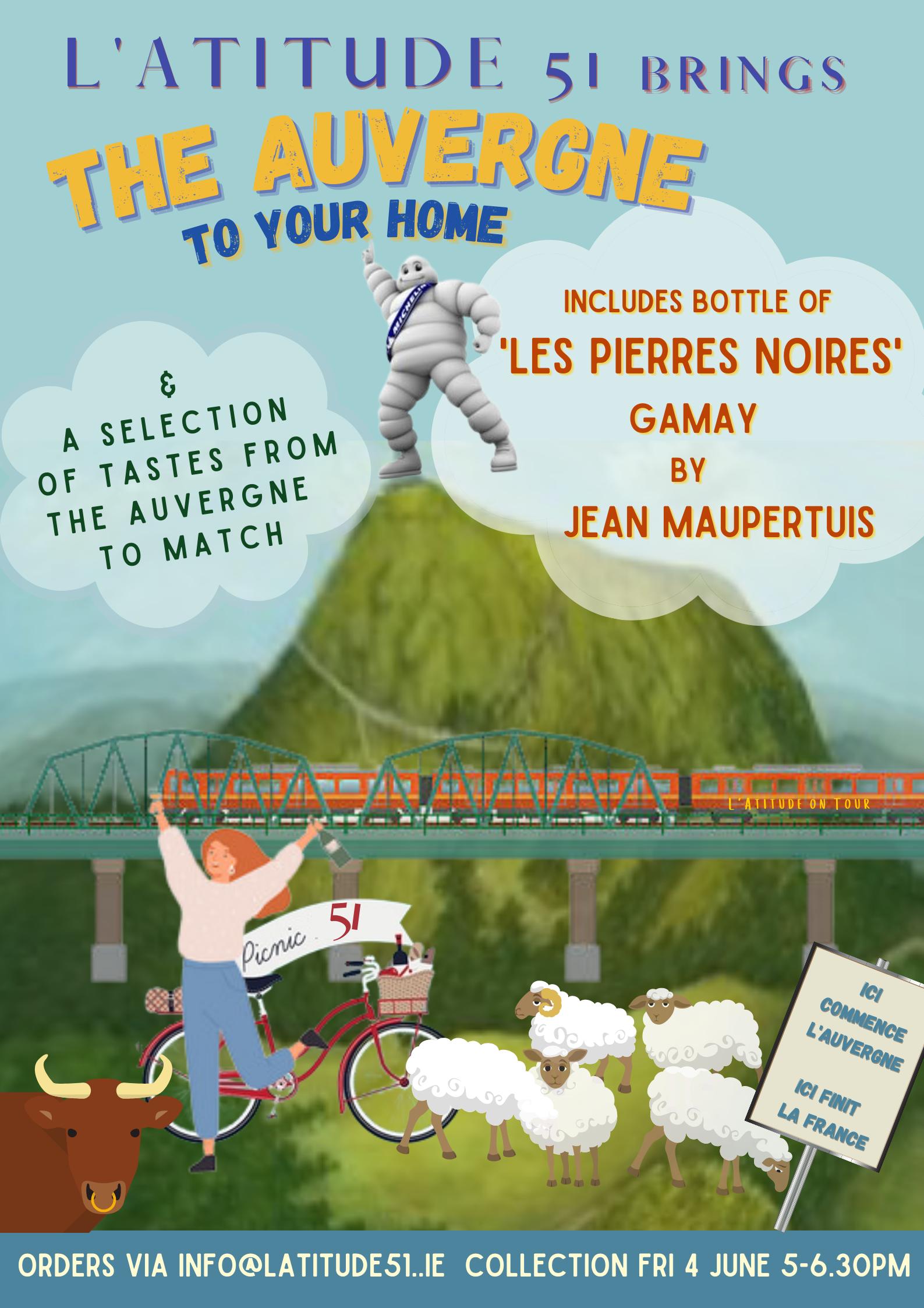 A Taste of Auvergne